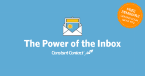 Free Class, Constant Contact, Power of the Inbox